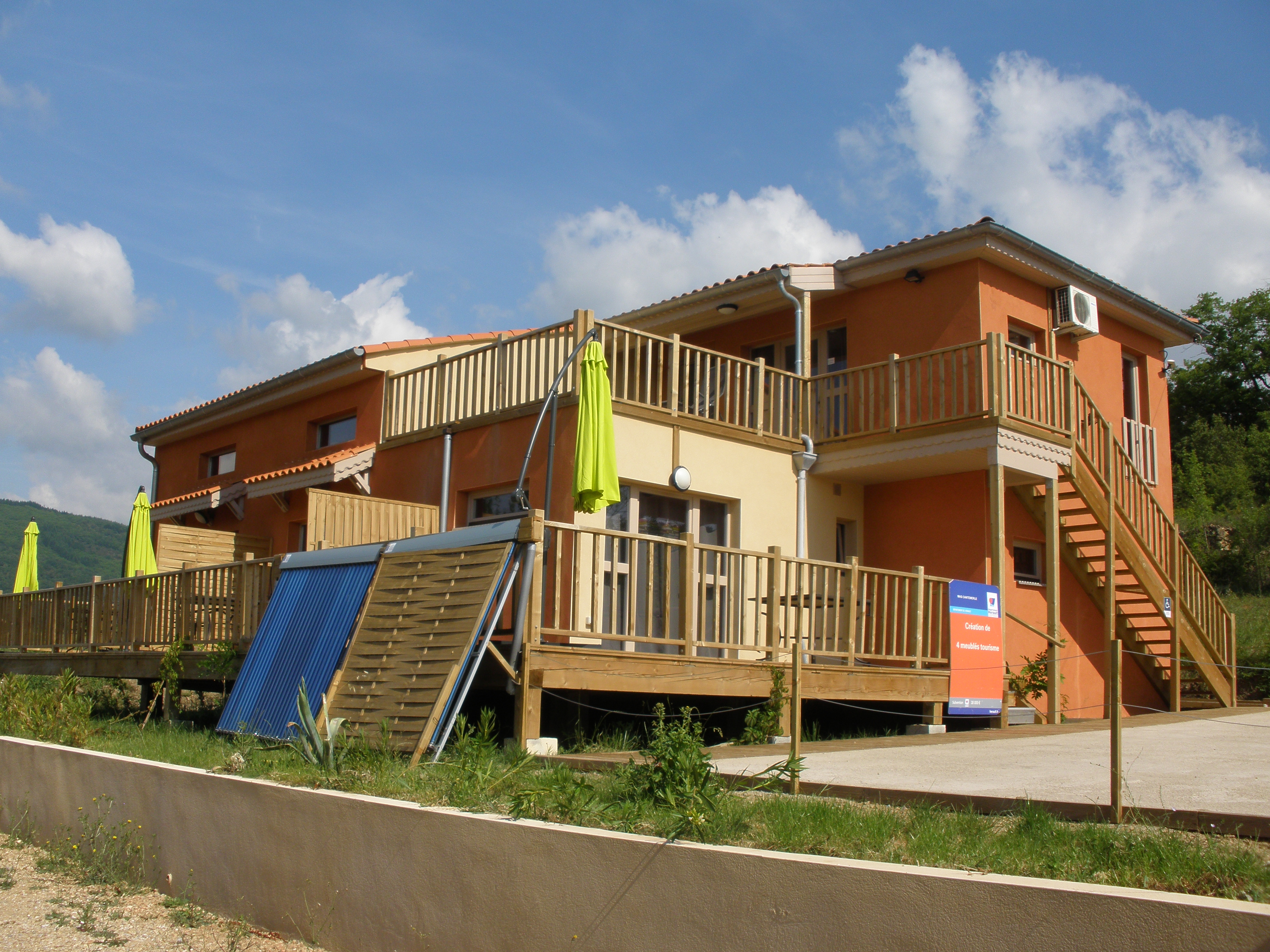locations appartements gite adaptés PMR