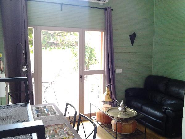 location appartement de plain-pied à Lamalou