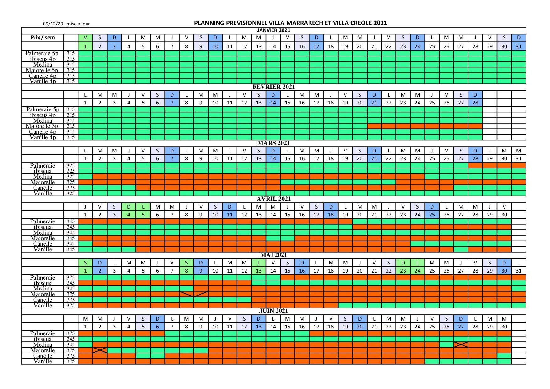 RÉSERVATION LOCATION LAMALOU 2021 2022
